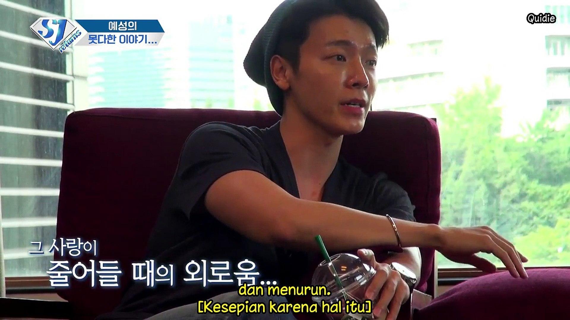 [INDO SUB] SJ Returns EP 10
