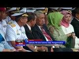 Upacara Sertijab Pangarmabar Laksada TNI Siwi Sukma Adji - NET12