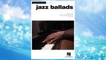 Jazz Ballads Jazz Piano Solos Series Volume 10 PDF - video dailymotion