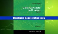 [PDF]  Edward Elgar - Cello Concerto in E minor - Op.85 - A Full Score Edward Elgar Full Book