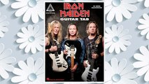Download PDF Iron Maiden - Guitar Tab: 25 Metal Masterpieces (Guitar Recorded Version) FREE