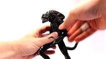 Обзор на Xenomorph Warrior Aliens 1 / Ксеноморф Воин (Чужой) от Neca (RUS Review)