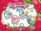 Great Strawberry Shortcake Spa Makeover Game Episode-Spa Makeover Games-Girls Games