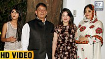 Zaira Wasim Attends Aamir Khan's Diwali Party With Her Family