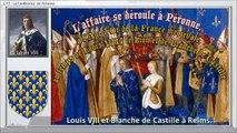 142 - PERONNE, BALADE DANS LE TEMPS,  -- Le faux Baudouin démasqué à la Conférence de Péronne (1225).