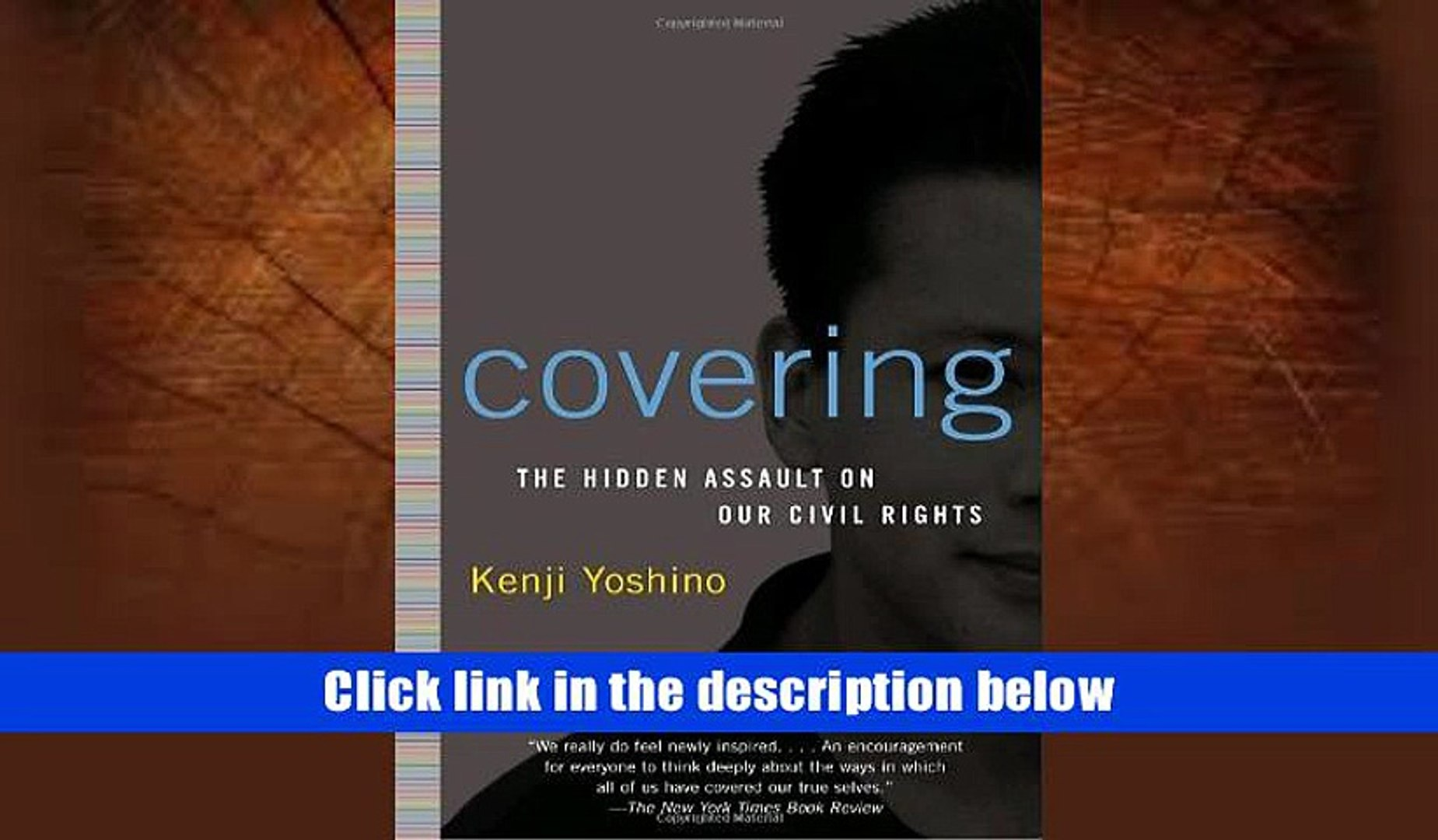 Audiobook  Covering: The Hidden Assault on American Civil Rights Kenji Yoshino For Kindle