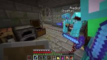 Minecraft Survival Adventure EP20 | The End | Gamer Chad, RadioJH Audrey, SallyGreenGamer