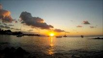 Ile Maurice sunset/ Mauritius sunset