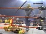 Hulk Hogan vs Ric Flair & Lex Luger   Thunder March 15th, 2000