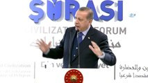 """Cumhurbaşkanı Recep Tayyip Erdoğan: """"(Abd ile İlgili) Kendi Davetine Gittiğimiz Amerika'da 13 Tane..."""