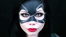 Catwoman Mask Makeup Halloween Costume Tutorial Requested Batman Returns 1992 Inspired