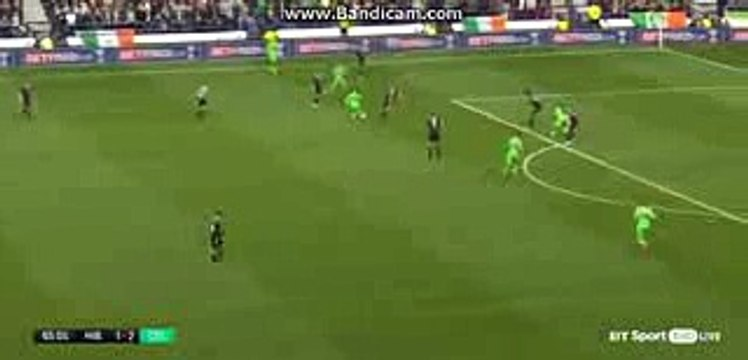 Moussa Dembele Goal- Hibernian vs Celtic 1-3  21.10.2017 (HD)