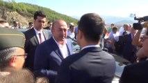 """Bakan Çavuşoğlu: """" Sen Benim Vatandaşıma Vize Vermezsen Bende Senin Vatandaşına Vize Vermem"""""""