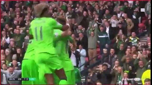 Moussa Dembèlè Goal -  Hibernian vs Celtic 1-3 21.10.2017 (HD)