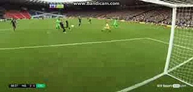 Moussa Dembele Second Goal- Hibernian vs Celtic 2-4  21.10.2017 (HD)