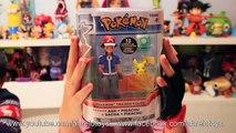 Toys Pokémon XY figuras Ash y Pikachu Trainer | Pokemon Juguetes
