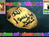 el-leh aze we cele ceheneme sokmasın diye medet imde-et yetiş ye-e mühamed diyenler ke-efirdir