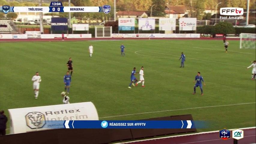 Samedi 21/10/2017 à 17h45 - Trélissac FC - Bergerac Périgord FC - Coupe de France - 6e tour