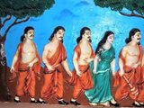 Mahabharata Story 023 Draupadi Weds the Five Pandavas - Told by Sriram Raghavan