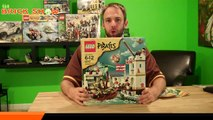 LEGO 6242 : LEGO Pirates Soldiers Fort Review