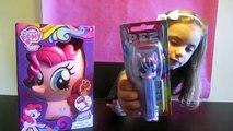 My Little Pony Friendship Magic Rainbow Power Pinkie Pie hair care case - Peluqueria Pinkie Pie