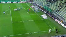 Blazej Augustyn Goal HD - Lechia Gdansk1-0Lech Poznan 21.10.2017