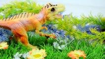 ДИНОЗАВРЫ. Динозавры против Чужаков 12 серия | Мультик про Динозавров на русском | Игрушки ТВ