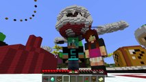 Minecraft / Paintball Capture the Flag / Dollastic
