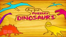 Fun Dinosaur Kids Game - Kids Learn ABC Dinosaurs - First Kids Puzzles Educational Videos for Kids