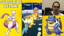 Pokemon Go ALL STARTER POKEMON EVOLUTIONS (RARE CATCHING SPREE) WILD WARTORTLE IVYSAUR & CHARMELEON