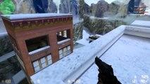 Counter-Strike: Condition Zero gameplay with Hard bots - Survivor - Counter-Terrorist (Old - 2014)