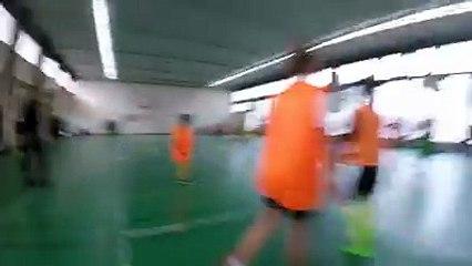 Une video en plein coeur d'un entrainement de l'académie