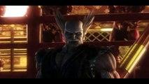 Tekken Blood Vengeance - Devil Jin vs Devil Kazuya vs Heihachi