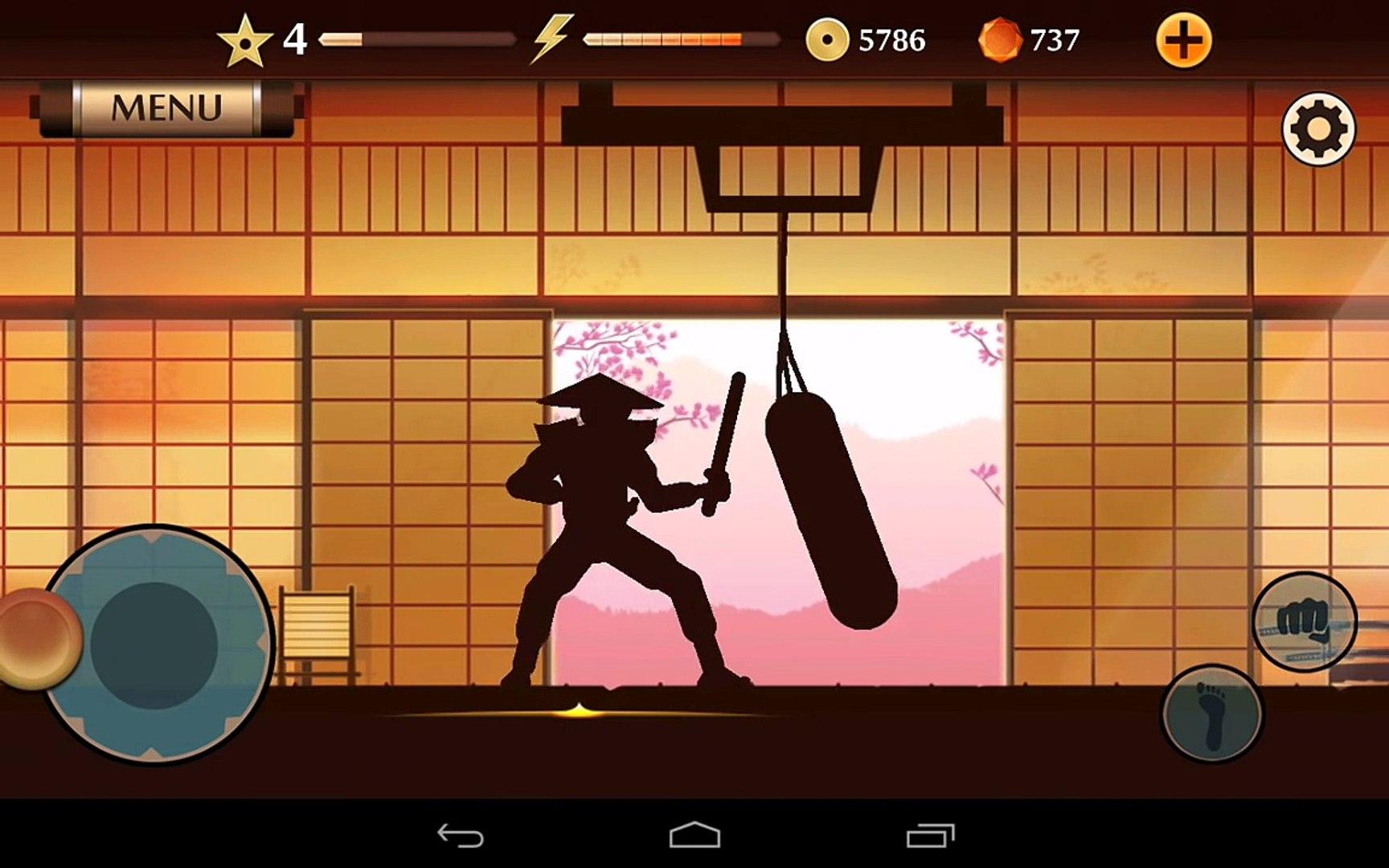 Обзор на игру Shadow Fight 2 (Бой с Тенью 2 )