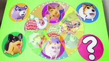 Chubby Puppies Spin the Wheel Game with Marshall from Paw Patrol Surprise Toys for Christmas