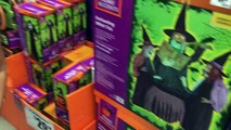 SHOPPING & STORE TOUR | HALLOWEEN ANIMATRONICS AND PROPS! 2016