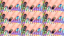 5 Easy Nail Art Designs for SHORT NAILS (Holouals)   PART #2