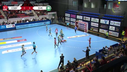 ESBF-SVK EHF Cup 21-10-2017 Replay
