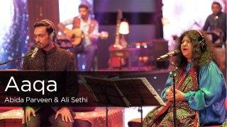 Aaqa, Abida Parveen & Ali Sethi,Coke Studio