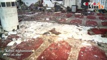 39 killed in Kabul mosque attack