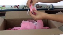 MY FIRST REBORN BABY DOLL BOX OPENING!! Reborn by Rose Cottage Reborn Creations