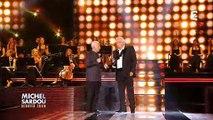 Revoir le duo entre deux géants de la chanson Michel Sardou et Charles Aznavour hier soir sur France 2