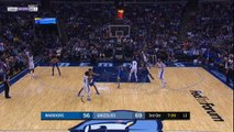 Marc Gasol makes a fool out of Klay Thompson followed by a Three Pointer!