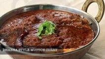 Dhaba Style Mutton Curry | Indian Mutton Curry | Spicy Punjabi Mutton Curry Recipe | bharatzkitchen