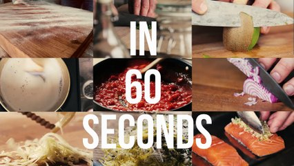 The World's Fastest Cooking Course - Link to watch full course in description