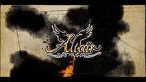 Altair - bande annonce - trailer du manga chez Glénat 将国のアルタイル