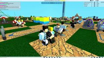 Roblox / Crystal Caves Water Adventure Ride! / Theme Park
