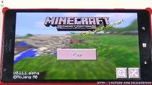Игры: Minecraft вышел для Windows Phone - смотрите обзор Microsoft Minecraft Pocket Edition