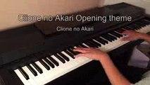 Clione no Akari - Clione no Akari OP (Piano cover)クリオネの灯りPV ミノリ(CV松村沙友理)ver