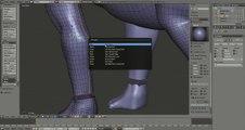 Pachyrhinosaurus - Modeling, Sculpting, Texturing, Rigging (BLENDER TIMELAPSE)